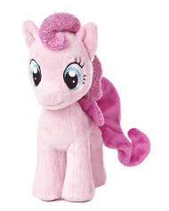 My Little Pony Pinkie Pie Face Socks