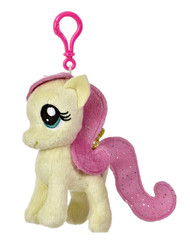 My Little Pony Fluttershy 4.5-Inch Clip-On Plush