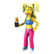Simpsons 5-Inch Celebrity Guest Series 2 Britney Spears Action Figure