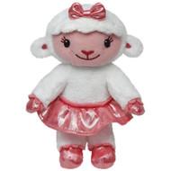 TY Beanie Babies Doc McStuffins Lambie 7.5-Inch Plush