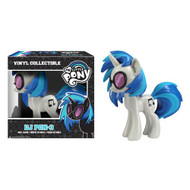 Funko - My Little Pony DJ Pon-3 Vinyl Figure. Measures about 4 1/2-inches tall.  Ages 5 and up.