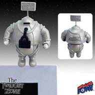 The Twilight Zone Invader Monitor Mate Bobble Head