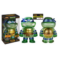 Teenage Mutant Ninja Turtles Clear Leonardo Hikari Sofubi Vinyl Figure