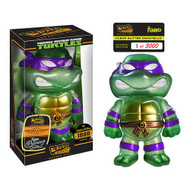 Teenage Mutant Ninja Turtles Clear Donatello Hikari Sofubi Vinyl Figure