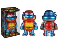 Teenage Mutant Ninja Turtles Leonardo Metal Mix Hikari Sofubi Vinyl Figure
