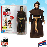 The Big Bang Theory Sheldon in Monk Costume 8-Inch Action Figure - SDCC Exclusive
