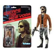 Escape from New York Snake Plissken w/Jacket ReAction 3 3/4-In Figure