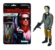 Terminator Terminator One Tech Noir ReAction 3 3/4-Inch Retro Figure