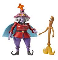 Masters Of The Universe Classics Madame Razz & Broom Figure