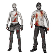 Walking Dead Series 3 Rick Grimes and Andrea Action Figure 2-Pack