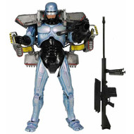 Robocop 7-Inch Ultra Deluxe Action Figure w/Jetpack & Assault Cannon