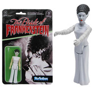 Universal Monsters Bride of Frankenstein ReAction 3 3/4-Inch Figure