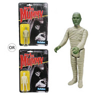Universal Monsters Mummy ReAction 3 3/4-Inch Retro Action Figure