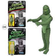 Universal Monsters Creature Black Lagoon ReAction 3 3/4-Inch Figure