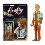 Firefly Hoban Washburne ReAction 3 3/4-inch Retro Action Figure