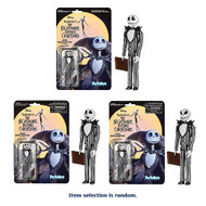 The Nightmare Before Christmas Jack Skellington ReAction 3 3/4-Inch Retro Action Figure