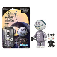 The Nightmare Before Christmas Barrel ReAction 3 3/4-Inch Retro Figure