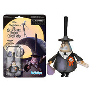The Nightmare Before Christmas Mayor ReAction 3 3/4-Inch Retro Figure