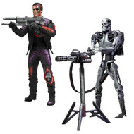 Robocop vs. The Terminator Video Game 7-Inch Series 1 Figure Set