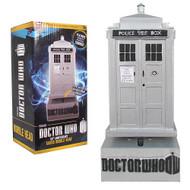 Doctor Who 50th Anniversary TARDIS Bobble Head w/Sound