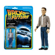 Back to the Future Biff Tannen ReAction 3 3/4-Inch Retro Action Figure