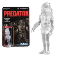 Predator Clear Masked Predator ReAction 3 3/4-Inch Retro Action Figure