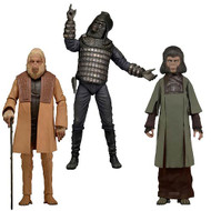 Planet of the Apes Series 2 Action Figure Set