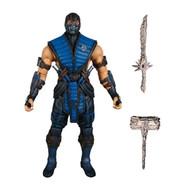 PRE-ORDER: Mortal Kombat Sub-Zero 6-Inch Action Figure
