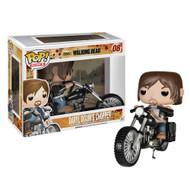 Walking Dead Daryl Dixon with Chopper Pop! Vinyl Vehicle