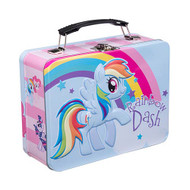 My Little Pony Friendship is Magic Rainbow Dash Large Tin Tote