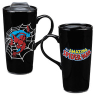 Spider-Man 20 oz. Heat Reactive Ceramic Travel Mug