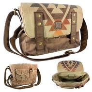 The Walking Dead Daryl Dixon Poncho Messenger Bag