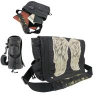 The Walking Dead Daryl Dixon Wings Messenger Bag