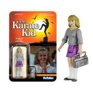 PRE-ORDER: Karate Kid Ali ReAction 3 3/4-Inch Retro Action Figure