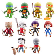 Teenage Mutant Ninja Turtles 3-Inch Random Figure Series 1 Mini-Figure