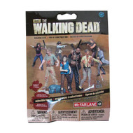 The Walking Dead Building Set Mini-Figure Wave 1 6-Pack