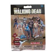 The Walking Dead Building Set Mini-Figure Wave 1 6-Pack