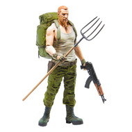 PRE-ORDER: The Walking Dead Comic Series 4 Abraham Ford Action Figure