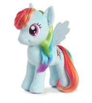 My Little Pony Rainbow Dash w/ Shimmery Hair 13-Inch Plush