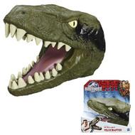 Jurassic World Chomping Velociraptor Dinosaur Head