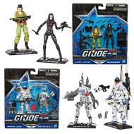 G.I. Joe 50th Anniversary Action Figures 2-Packs Wave 2 Set