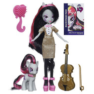 My Little Pony Equestria Girls Octavia Melody Doll w/Pony