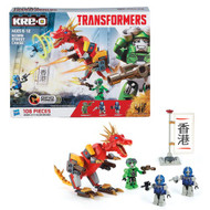 Kre-O Transformers Age of Extinction Scorn Street Chase Set