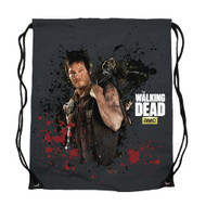 The Walking Dead Daryl Dixon Cinch Bag