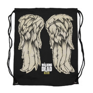 The Walking Dead Daryl Dixon Wings Cinch Bag