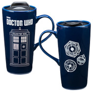 Doctor Who 20 oz. Heat Reactive Ceramic Travel Mug