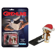 Gremlins Christmas Gizmo ReAction 3 3/4-Inch Retro Action Figure