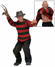 Nightmare on Elm Street Freddy Kruger 8-Inch Retro Action Figure
