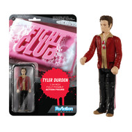 Fight Club Tyler Durden ReAction 3 3/4-Inch Retro Action Figure