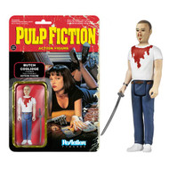 Pulp Fiction Butch Coolidge ReAction 3 3/4-Inch Retro Action Figure